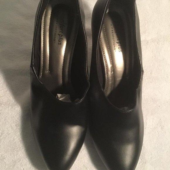 """Women Shoes """"Comfort Plus"""" 2 1/2 in Heels"""